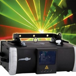 Laser World RS-800RGY