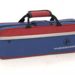 JP8011CH Flute Case Curved+Straight Head